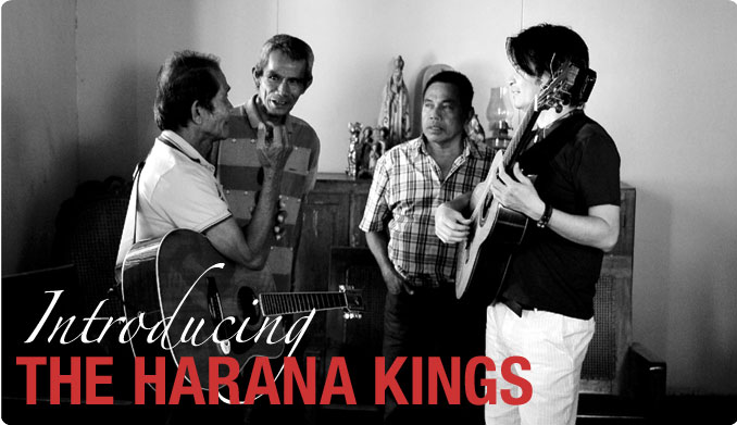 Introducing THE HARANA KINGS