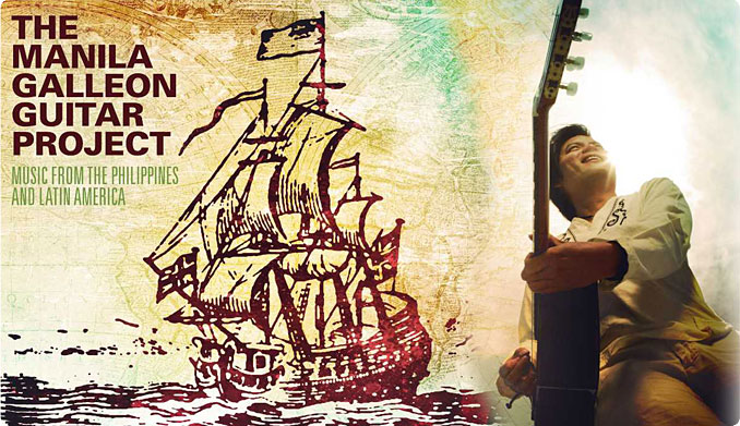 Manila Galleon Guitar Project